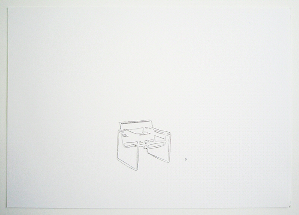 draw_Wassily chair